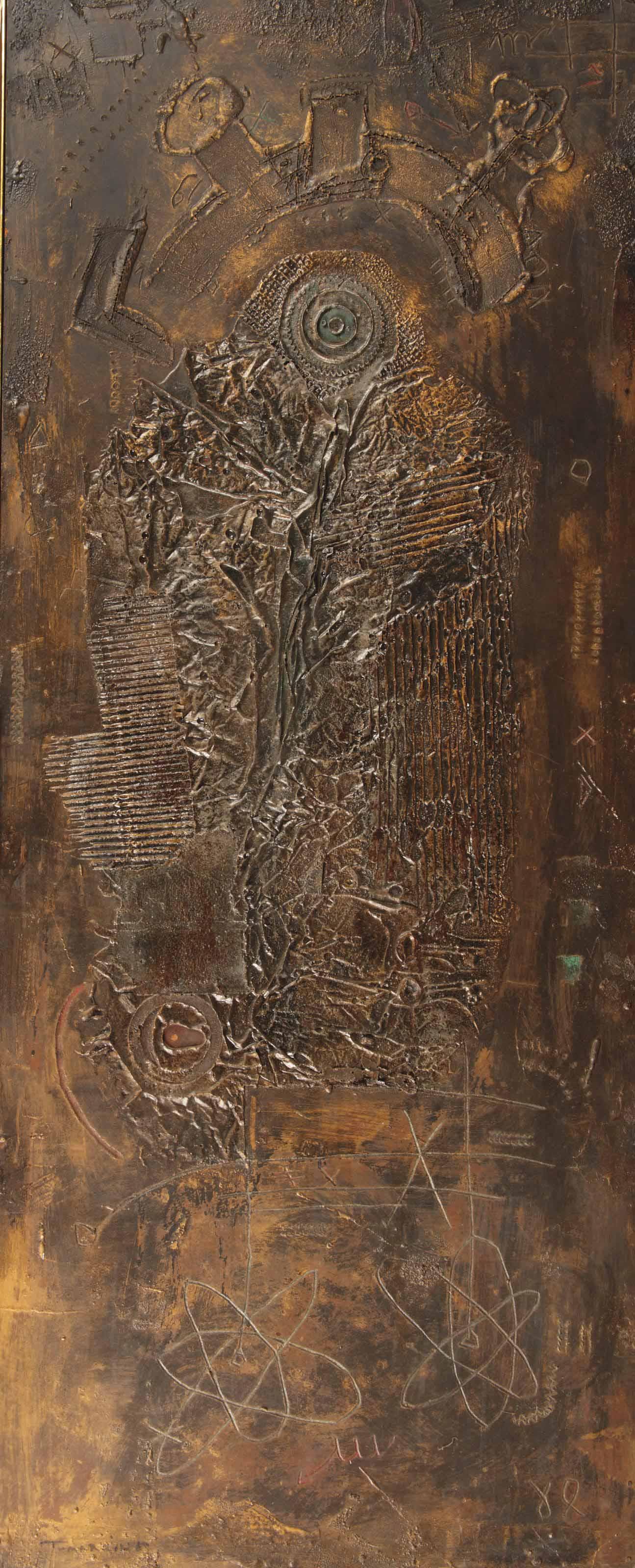 Igael Tumarkin (b. 1933)