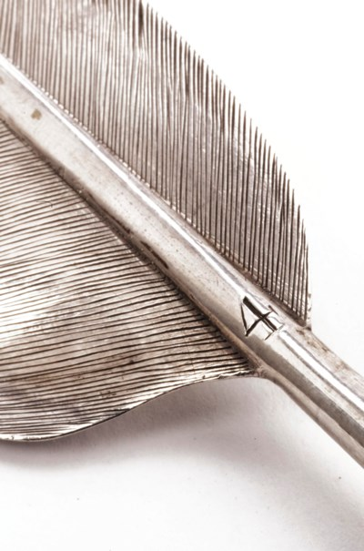 A Dutch silver and silver-gilt