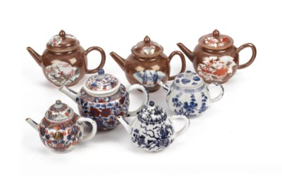 A collection of Chinese café-a