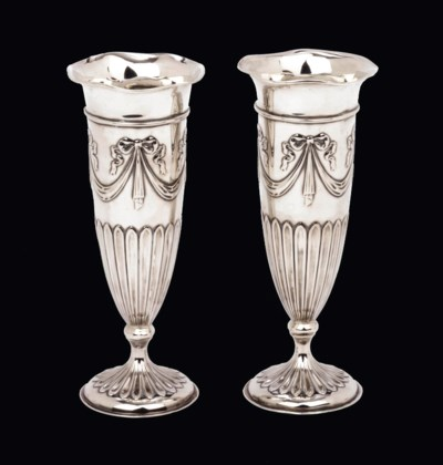 A pair of English Edward VII s