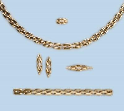 A DIAMOND SUITE, BY CARTIER
