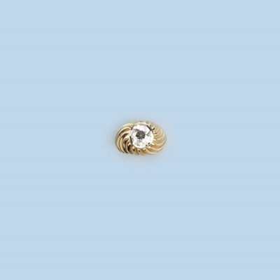 A RETRO DIAMOND SINGLE STONE R