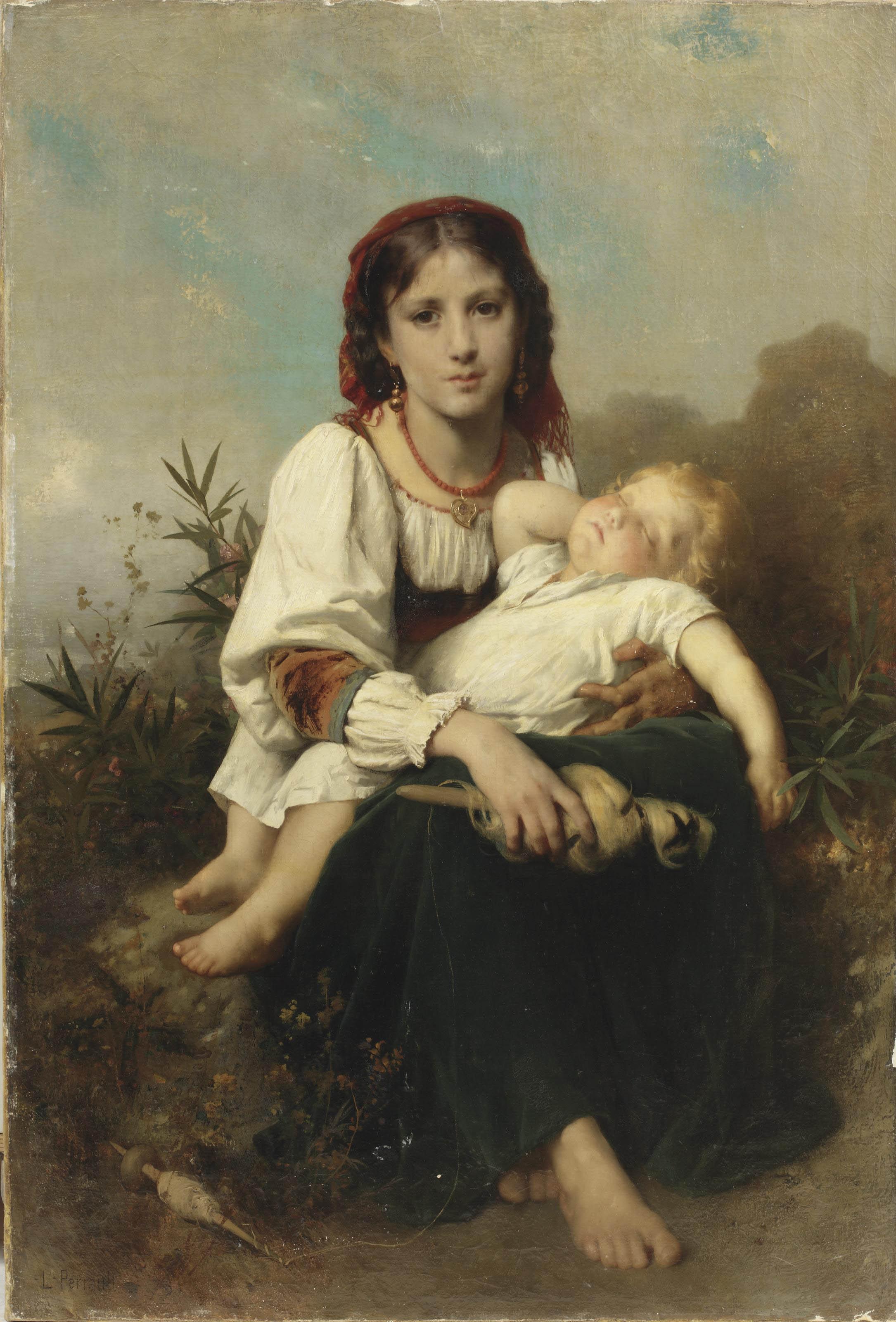 'La Soeur gardienne'