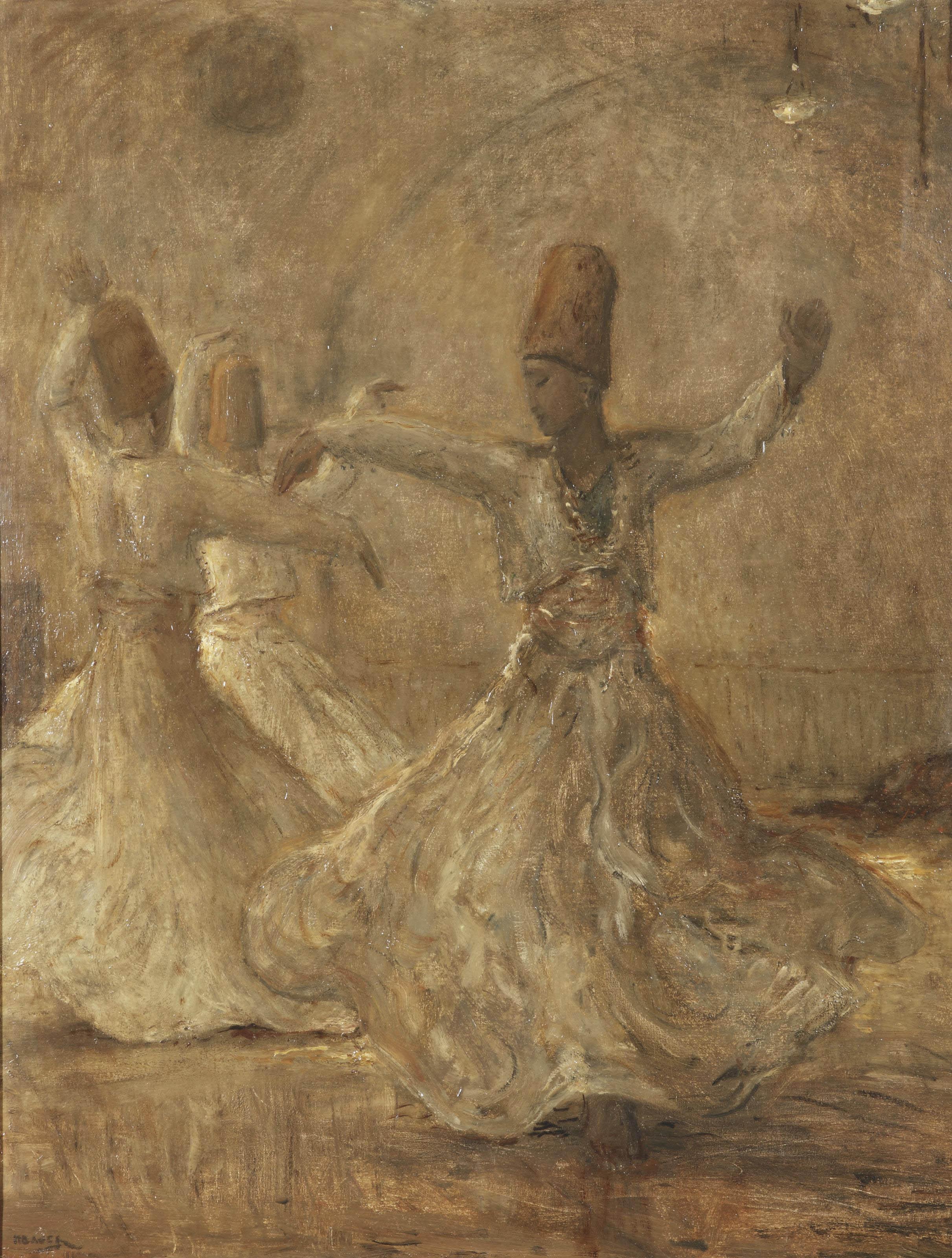 Dansende Derwishen