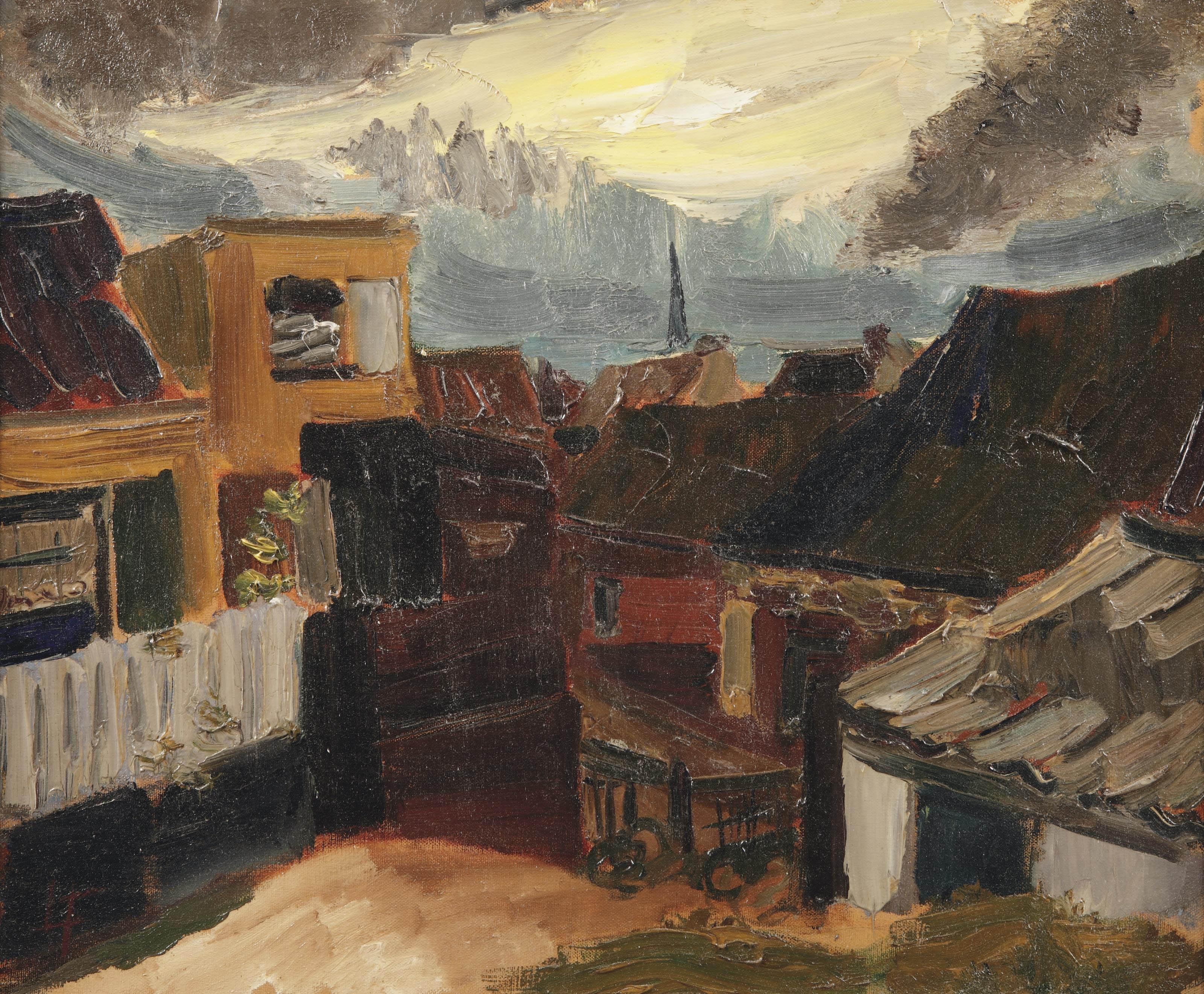 A view of Zandvoort