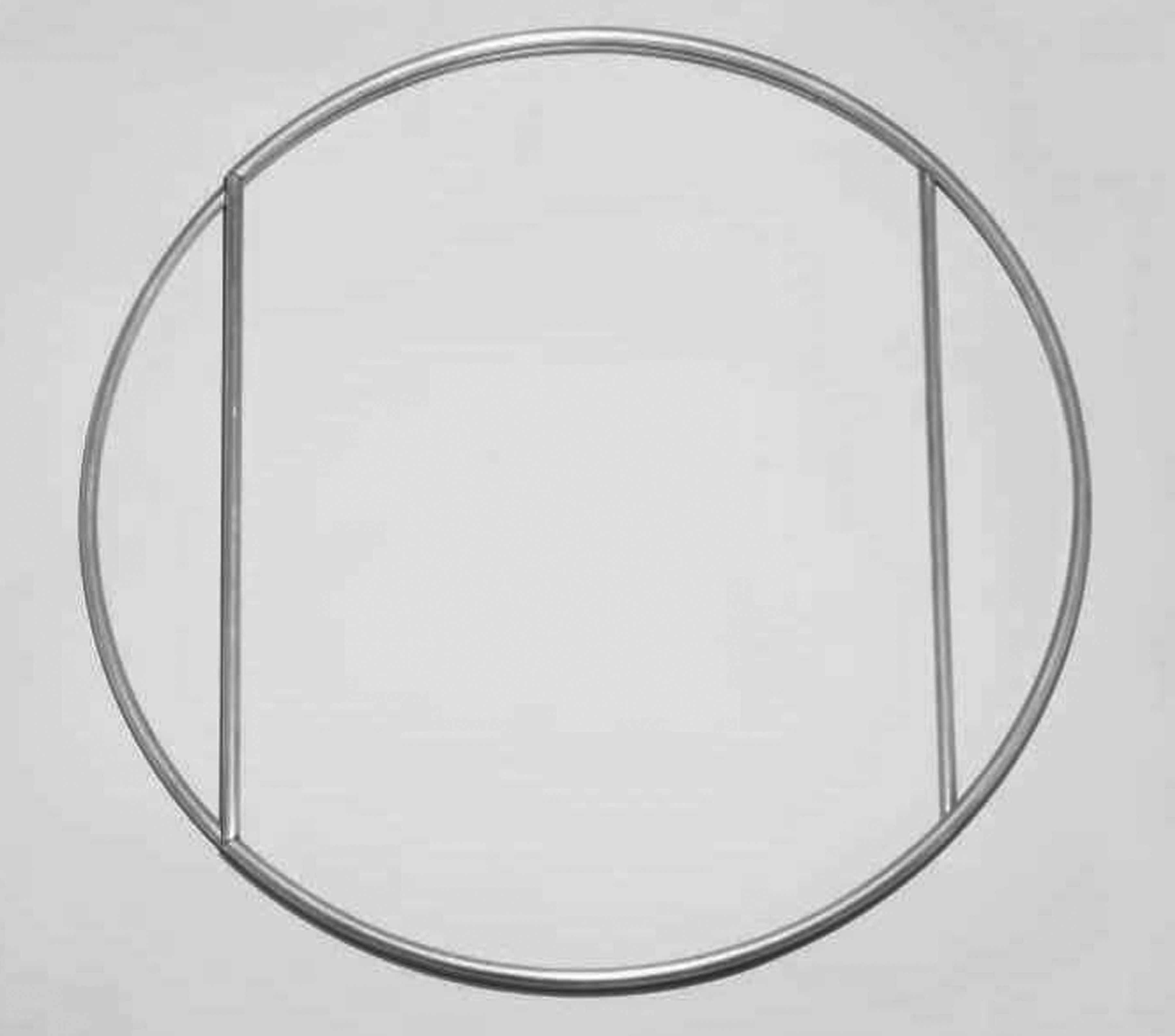 Twee fasen van cirkel naar vierkant