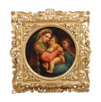 The Madonna della Seggiola