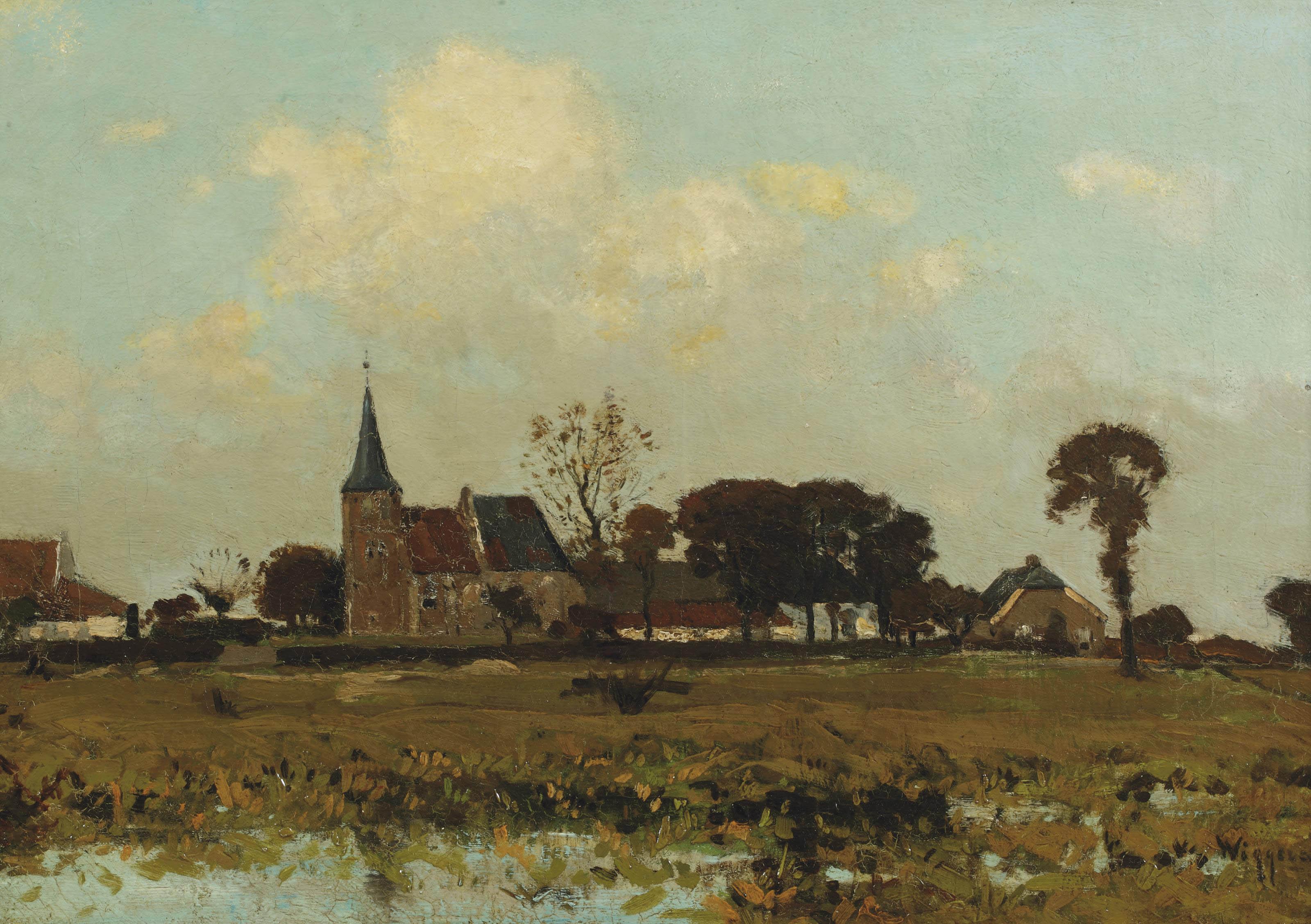 Church in Persingen, Ooipolder