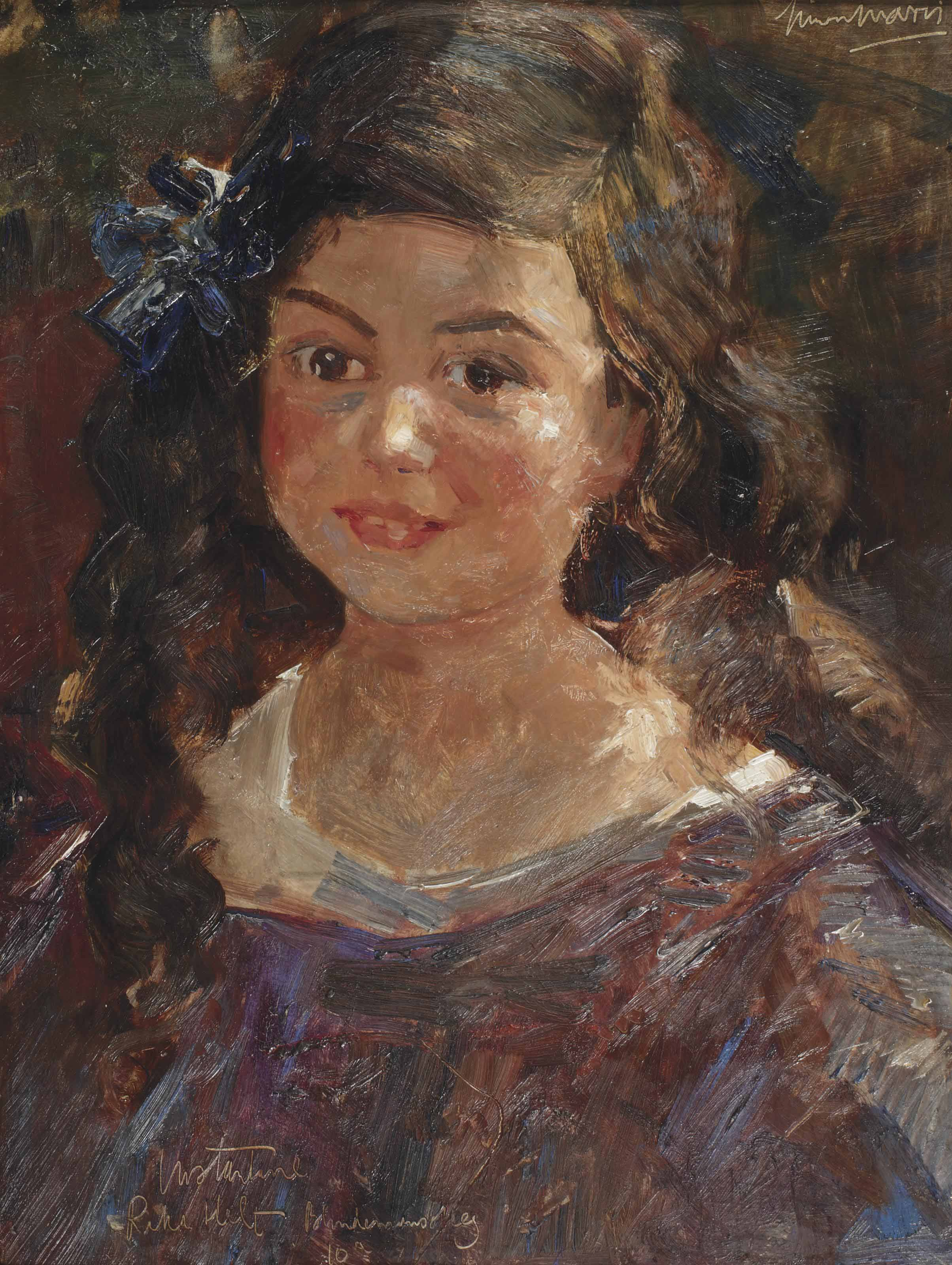 Portrait of Rika Helt