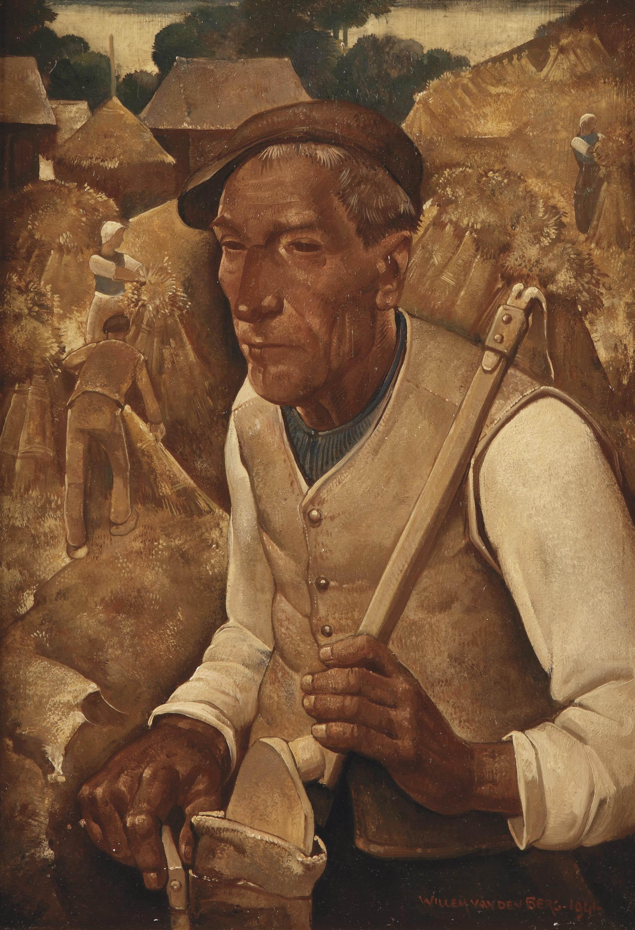 Willem van den Berg (1886-1970)