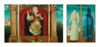Klein theater (a triptych)