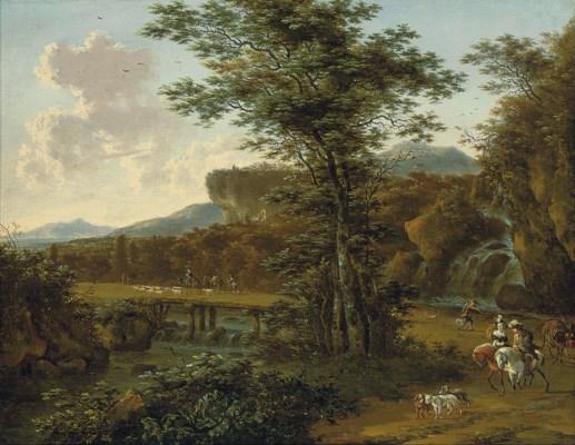 Willem de Heusch (Utrecht c. 1