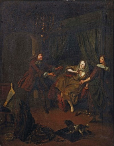 Richard Brakenburgh (Haarlem 1