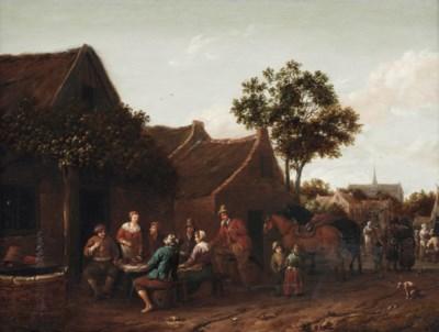 Barent Gael (Haarlem c.1630-16