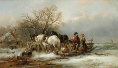Alexis de Leeuw (? 1817-1888 B