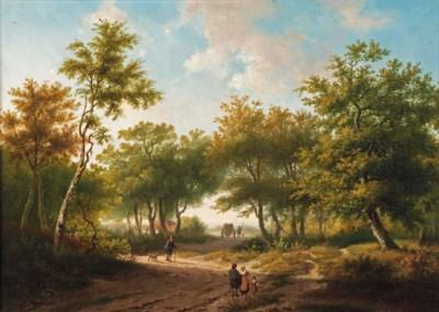 Hendrik Pieter Koekkoek (Hilve