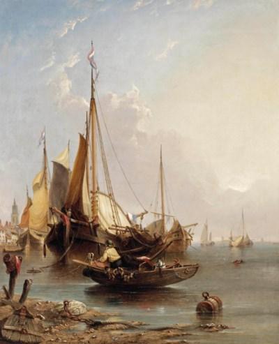 Johann Adolphe Rust (Amsterdam