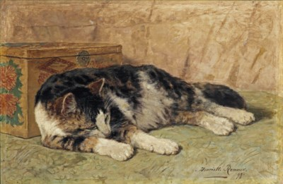 Henriette Ronner-Knip (Amsterd
