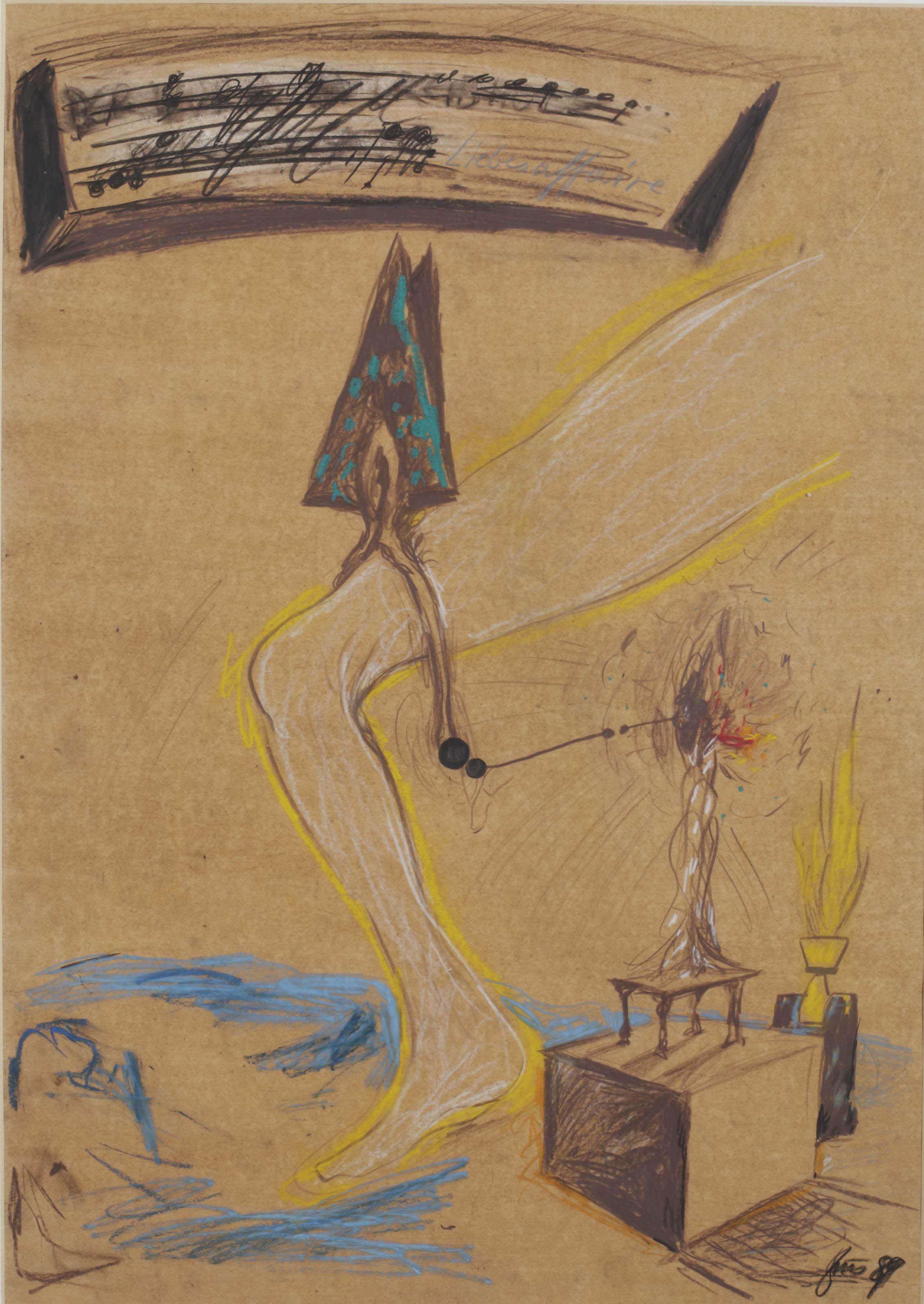 GüNTER BRUS (B. 1938)