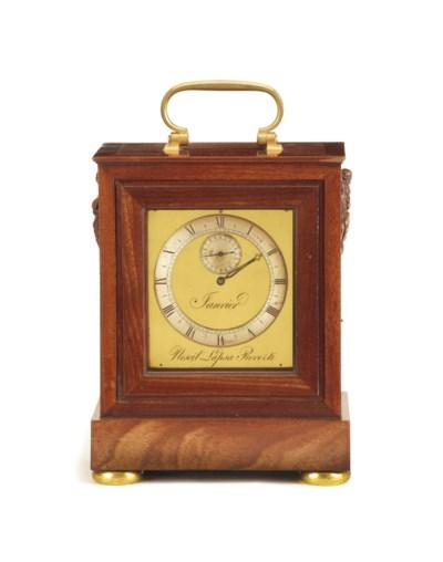 A Directoire solid mahogany ma