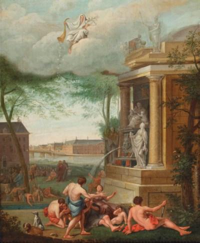 Dutch Scool, c. 1810