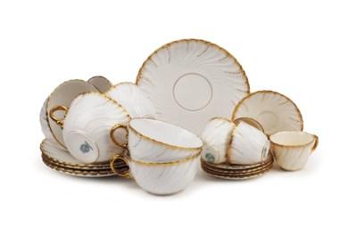 A Sarreguemines part tea- and