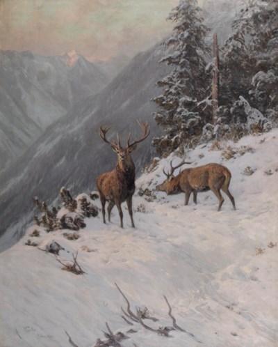 Arthur Thiele (Dresden 1841-19