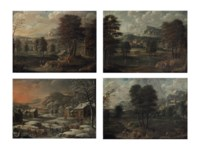 The Four Seasons: Spring; Summer; Autumn; Winter