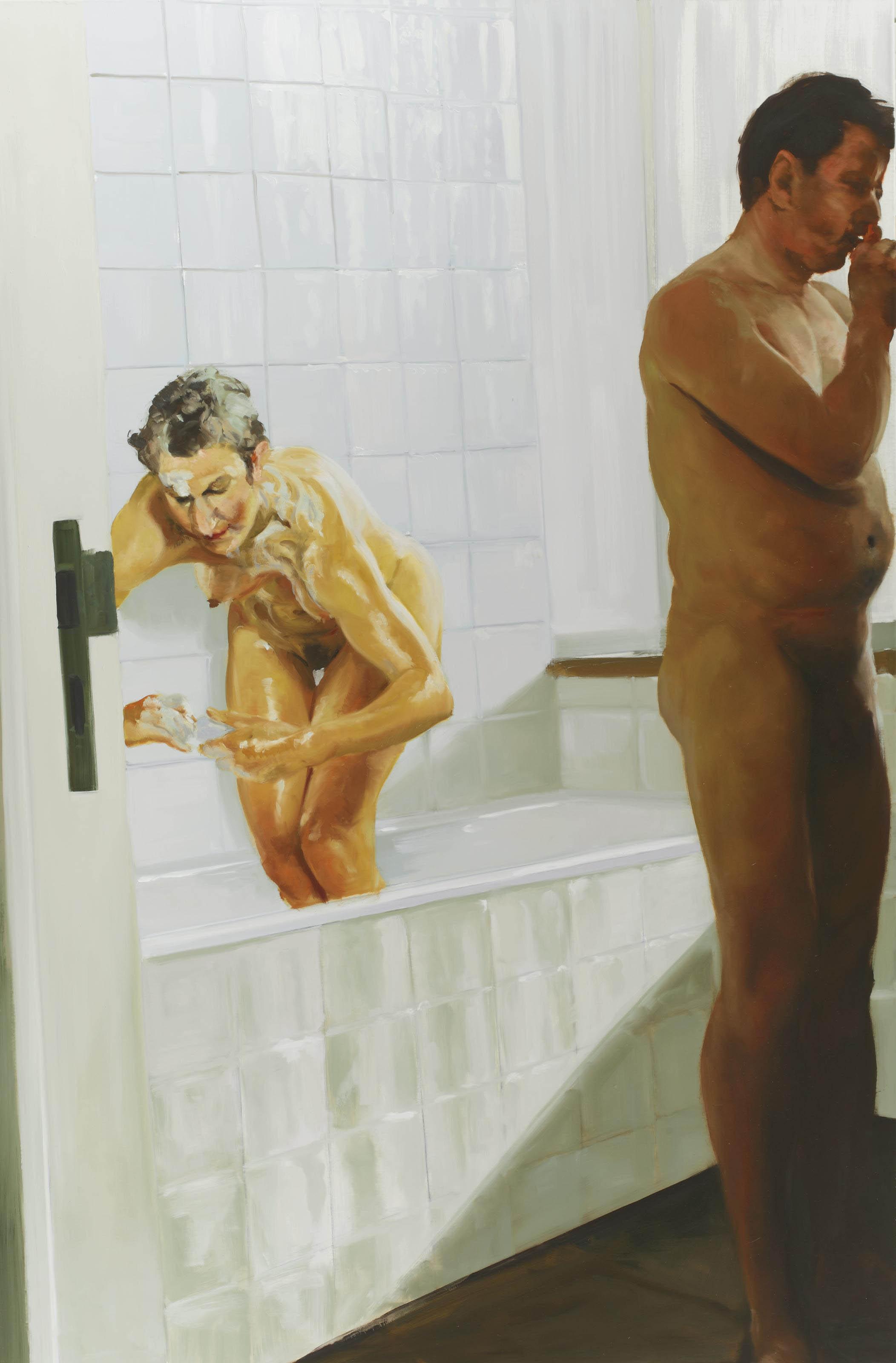 Bathroom scene #3