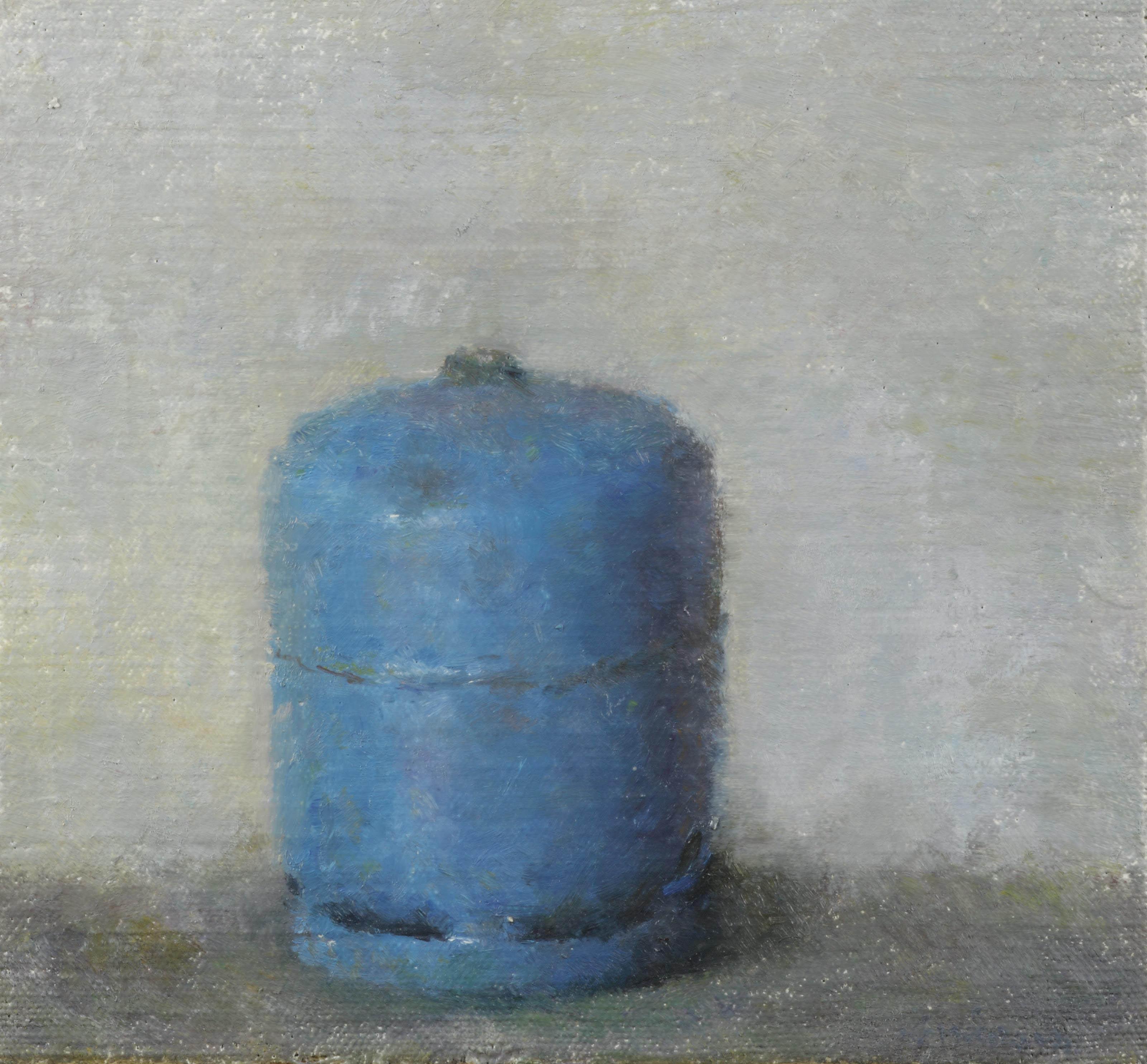 La bonbonne de gaz
