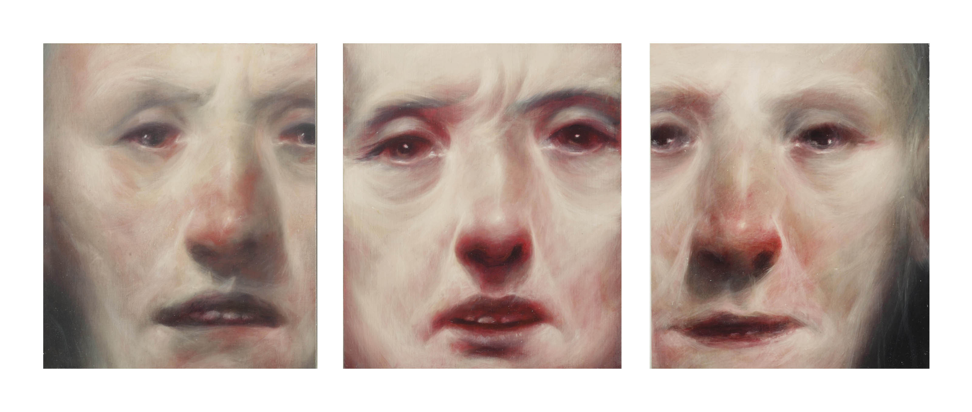 Presentiments (a triptych)