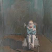 Sur le fauteuil