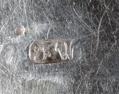 A rare Dutch silver pointed di