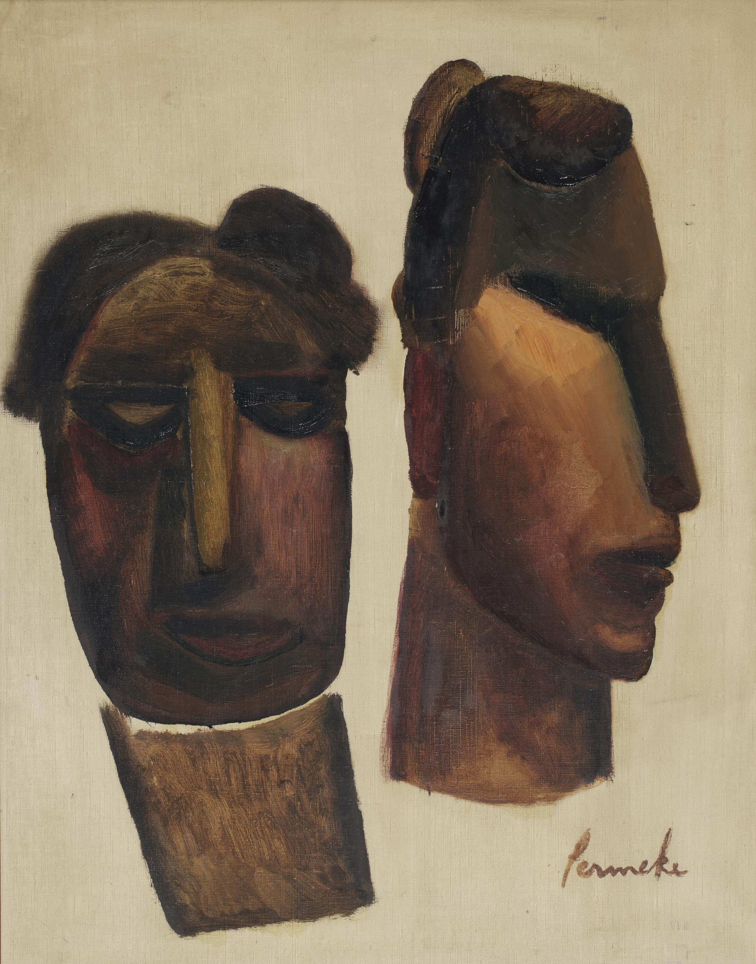 Primitive heads