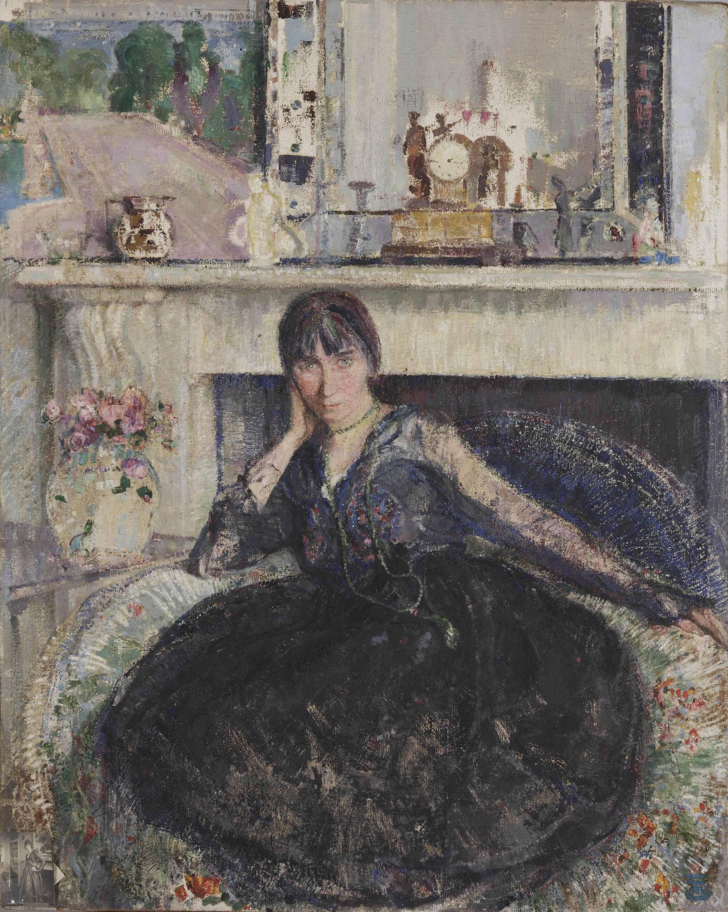 Portrait of Mrs. Kathleen A.