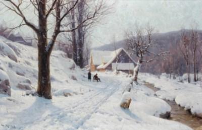 Walter Moras (1856-1925)