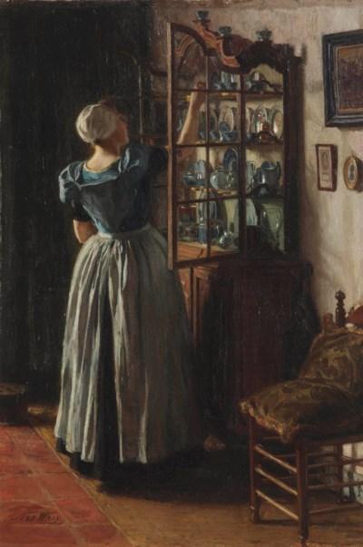 Nicolaas van der Waay (1855-19