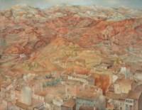 View of Teruel, Spain