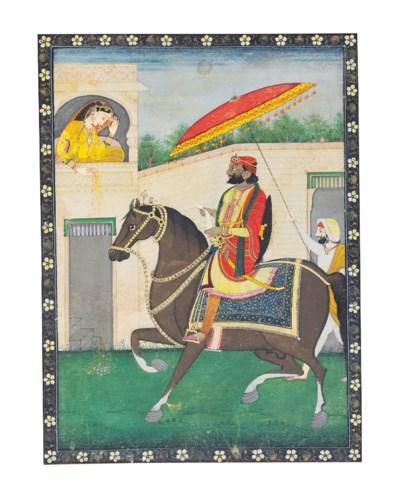 MAHARAJA GULAB SINGH OF KASHMI