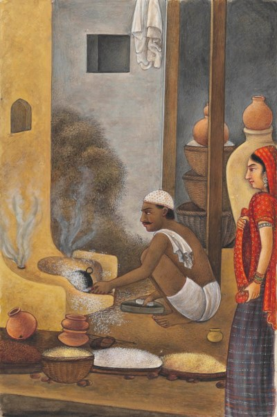 Delhi School, c. 1835