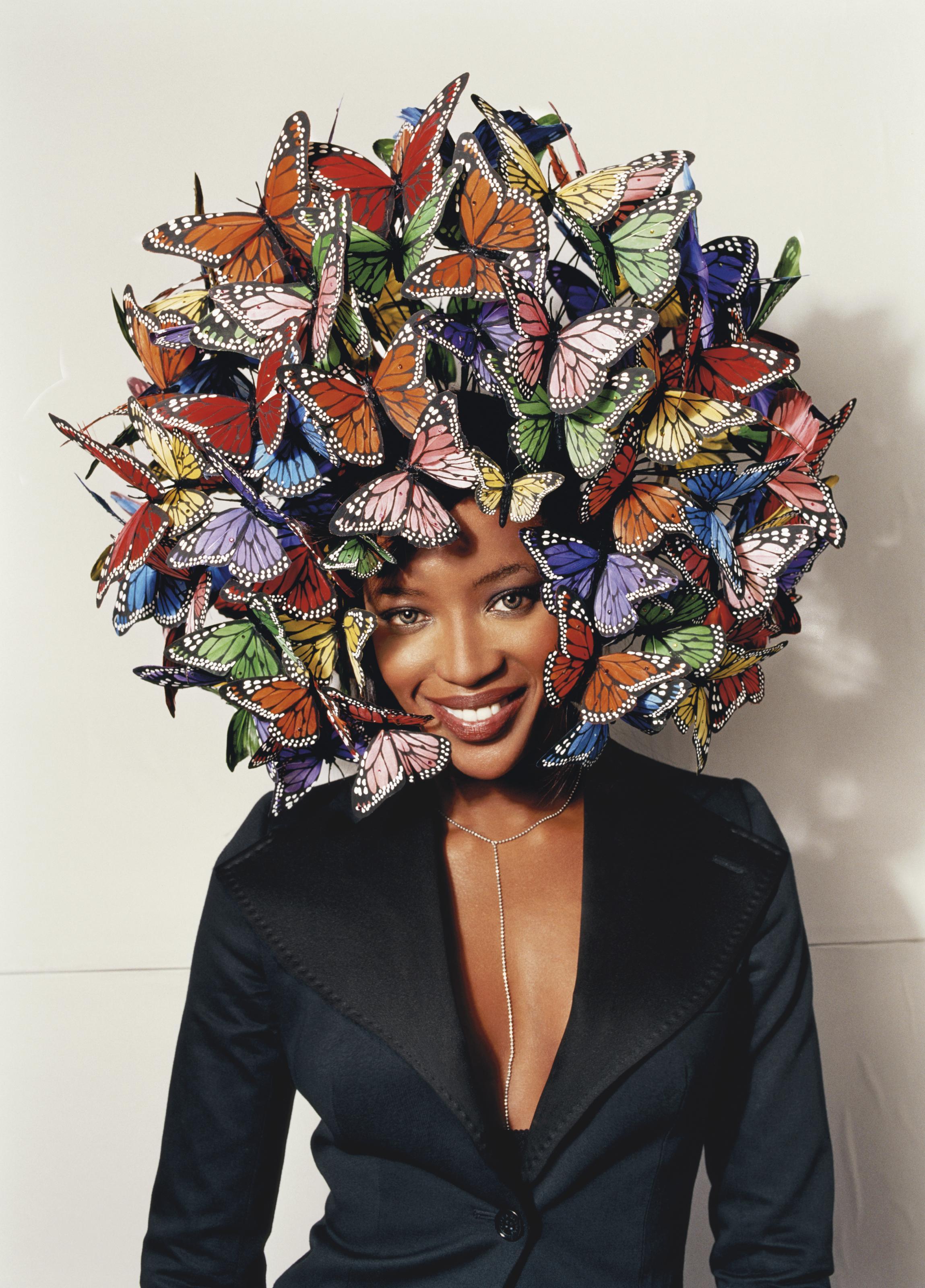 Naomi Campbell, Tatler, Paris, 2005