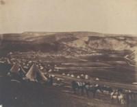 Cavalry Camp, Balaklava, 1856