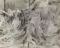 Peinture Blanche, 1948