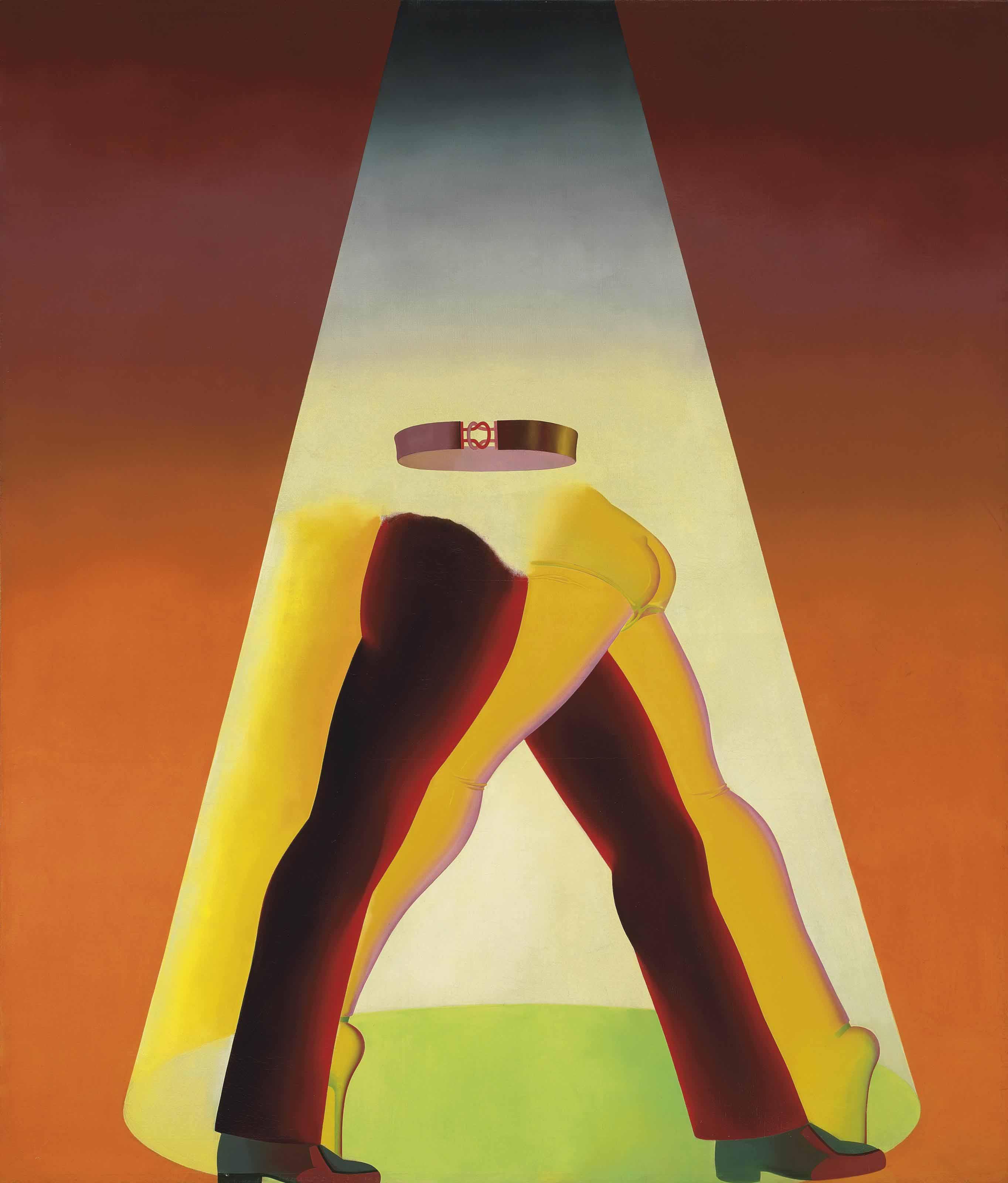Allen Jones, R.A. (b. 1937)