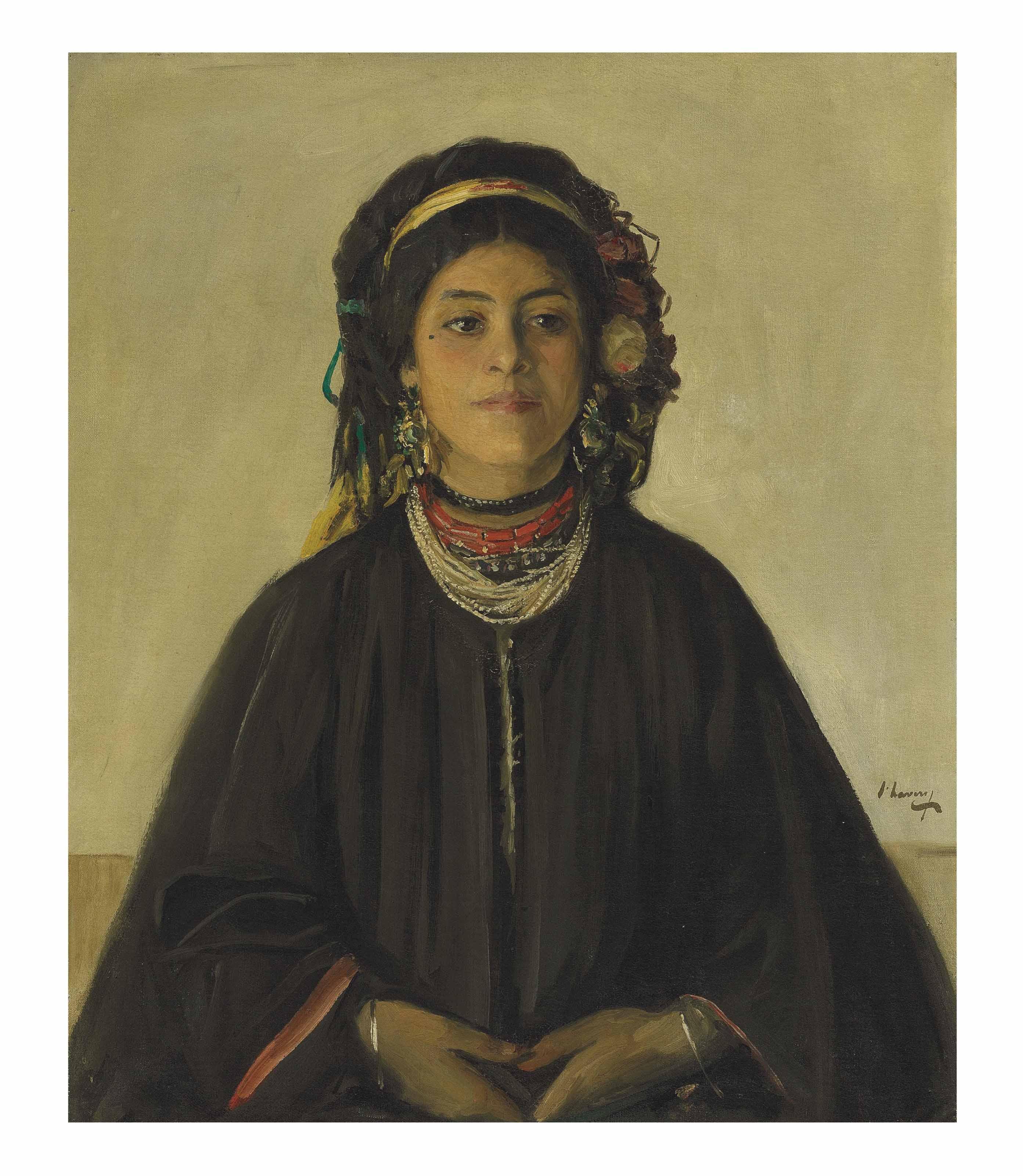 Aïda, a Moorish Maid