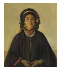 Aïda, a Moorish Maid