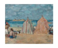 Gay Tents: La Baule, Brittany