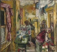 Kitchen Interior, Carlyle