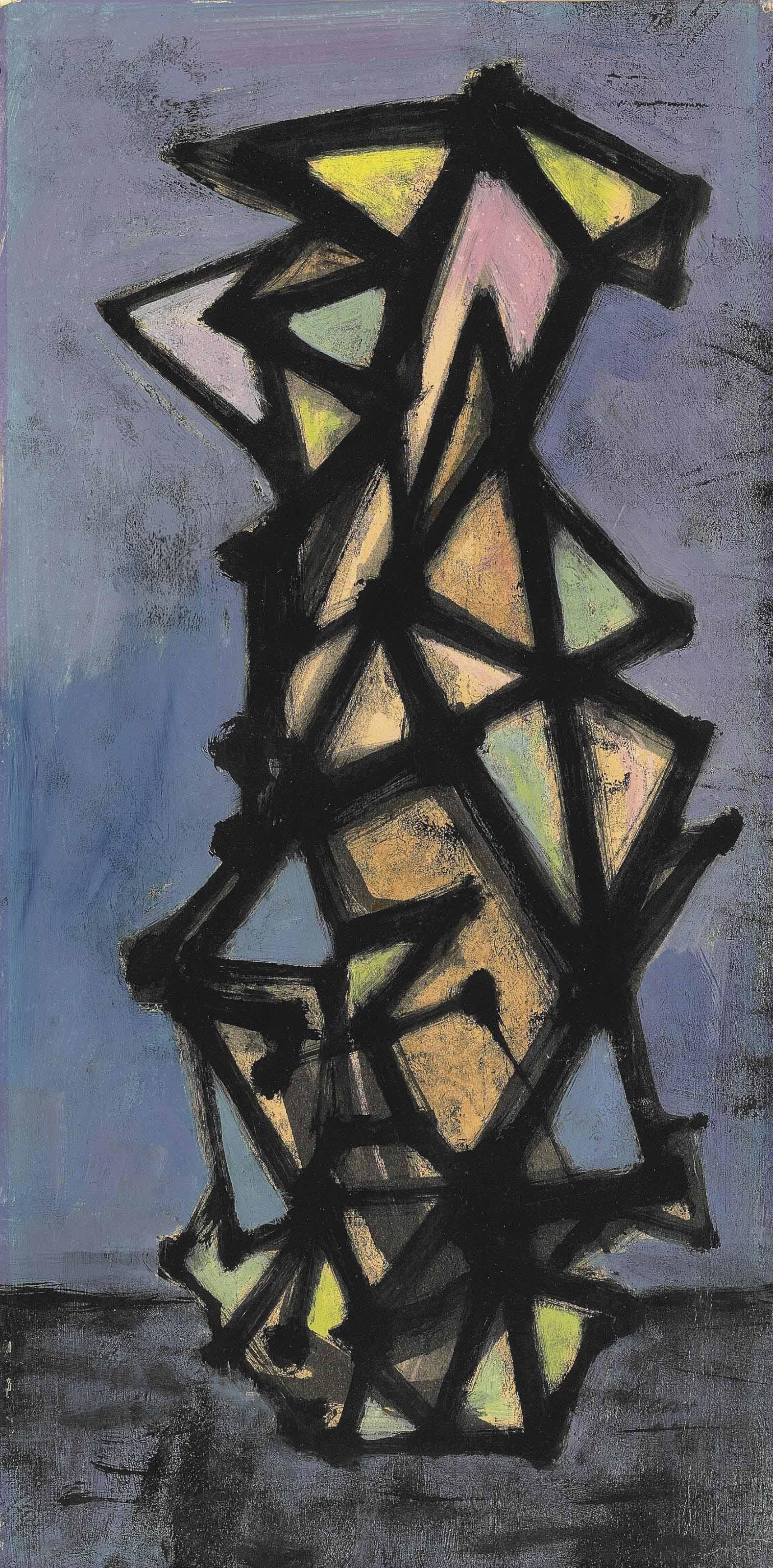 William Gear, R.A. (1915-1997)
