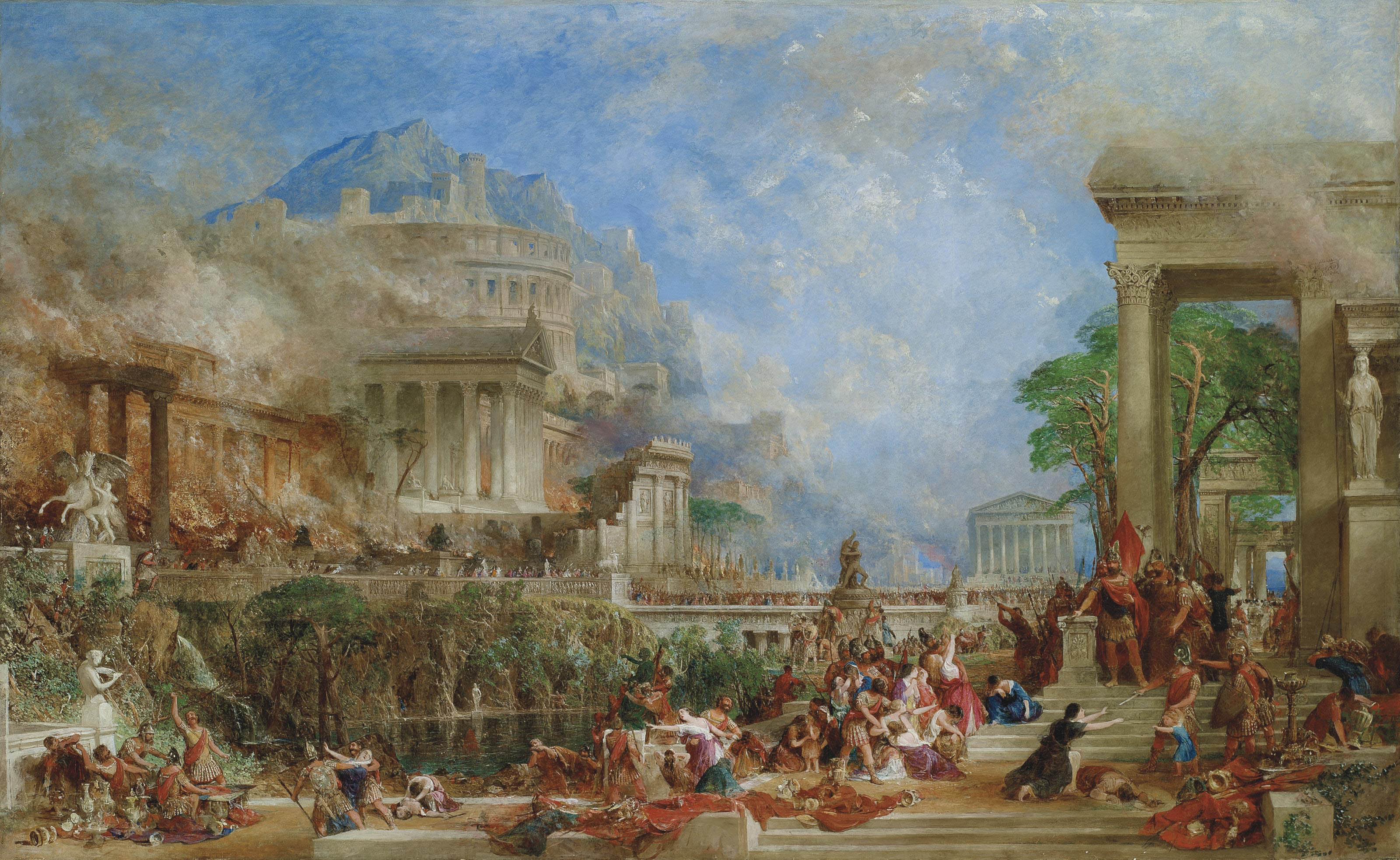The Sack of Corinth